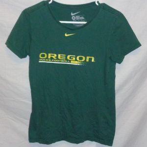 Nike Oregon Ducks Football Medium Youth T-Shirt